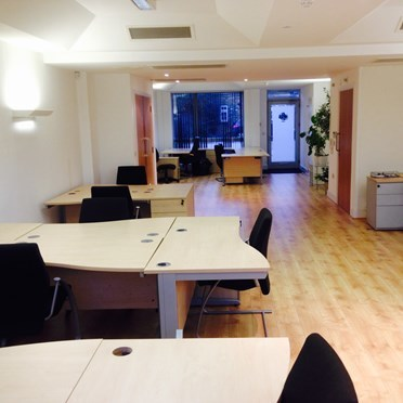 Office space in Falstaff House, 16 Bardolph Road