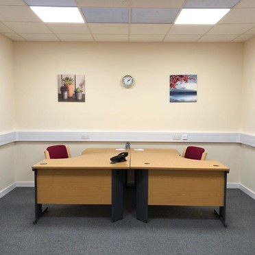 Office space in MK:TWO Business Centre, Building P, No's 1 - 9 Barton Road