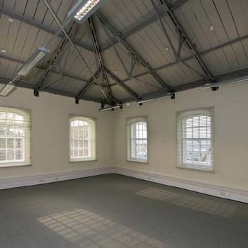 Office space in The Joiners Shop The Historic Dockyard