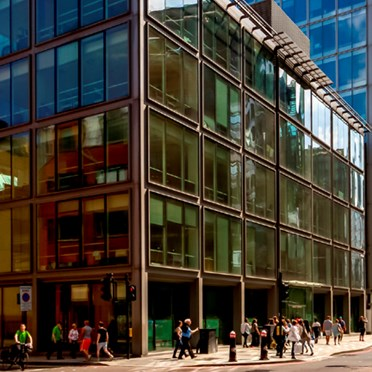 Office space in 288 Bishopsgate