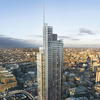 Office space in Salesforce Tower London Bishopsgate