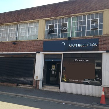 Office space in Saturn business centre 54-57 Bissell street