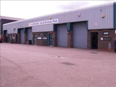 Office space in Sandy Business Park, Blocks A, B, C & E Middlefield Industrial Estate