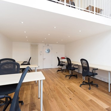 Office space in Studio 18 Blue Lion Place