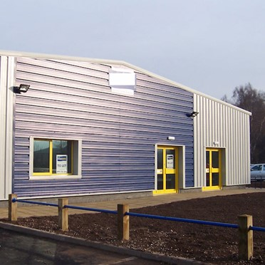 Office space in Boughton Industrial Estate North & South Tuxford Road