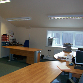 Office space in Rainbow House Briar Rhydding