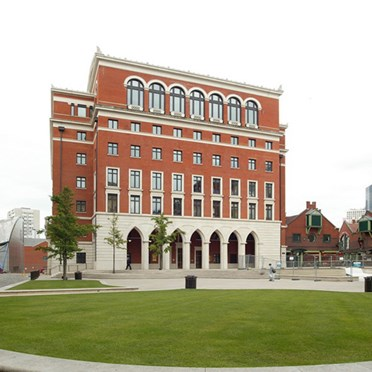 Office space in Birmingham City Centre - 3 Brindleyplace Brindleyplace