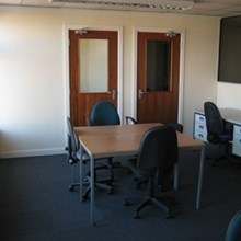 Office space in Britannia Building, 70 Silver Street