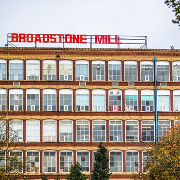 Office space in Broadstone Mill Broadstone Road