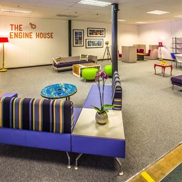 Office space in Broadstone Mill Broadstone Road