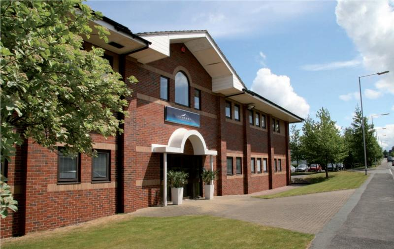 Office space in Thursby House Bromborough