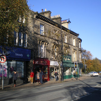 Office Spaces To Rent, Brook Street, Ilkley, West Yorkshire, LS29, Main
