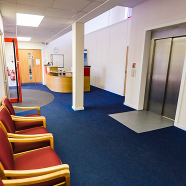 Office space in Brooklands House, 22 Marlborough Road, Lancing Business Park