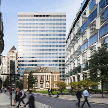 Office space in City Tower, 40 Basinghall Street