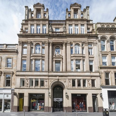 Office space in 69 Buchanan Street