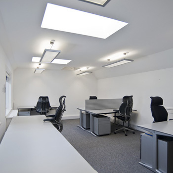 Office space in Wesley House Bull Hill