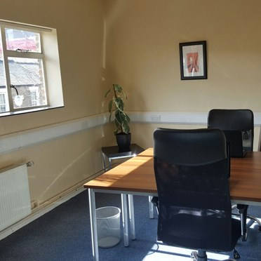 Office space in Burleigh House Burleigh Street