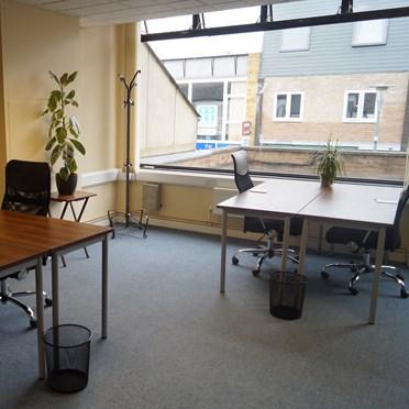 Office space in Burleigh House Burleigh Street