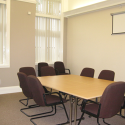 Office space in Burlington House, 369 Wellingborough Road