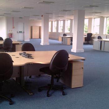 Office space in Castlemill Burnt Tree