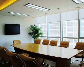 Office space in CBD International Mansion, No.16 Yongandongli