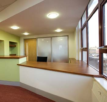 Office space in Copthall Bridge House Station Bridge