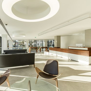 Office space in White Building, 1-4 Cumberland Place