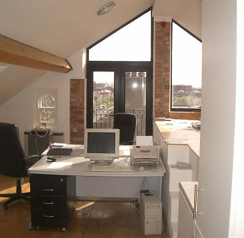 Office space in Caernarvon House, 15-29 Donegall Pass