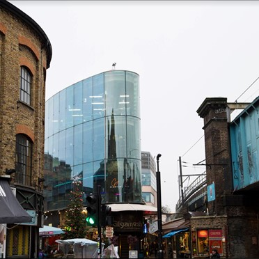 Office space in Triangle Camden Lock Market