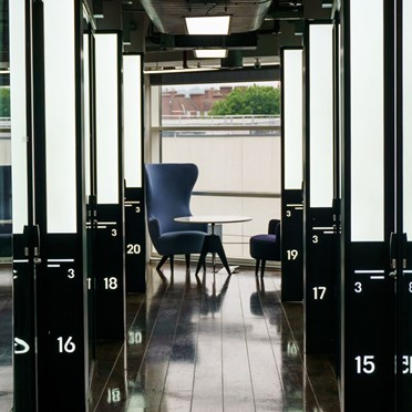 Office space in Triangle Camden Lock Market