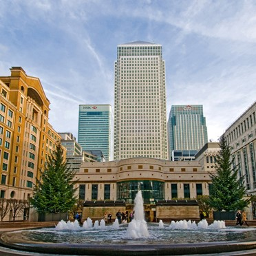 Serviced Office Spaces, Canada Square, Canary Wharf, London, E14, Main