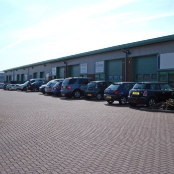 Office space in Waterhouse Business Centre, 2 Cromar Way