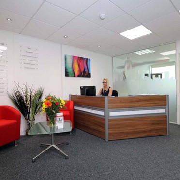 Office space in Capital Tower Greyfriars Road