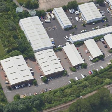 Office space in Castle Vale Enterprise Park Park Lane
