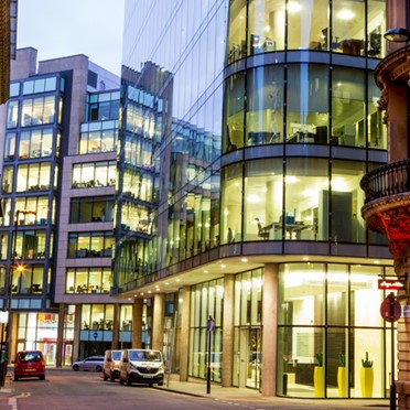 Office space in Chancery Place, 50 Brown Street