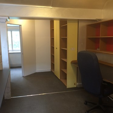 Office space in 121-125 Charing Cross Road