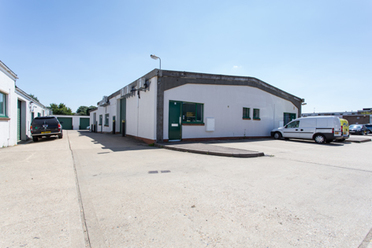 Office space in Chells Industrial Units The Glebe, Chells Way