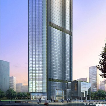 Office space in IFS, 25/F, Tower 1, International Finance Square Hongxing Road Section 3