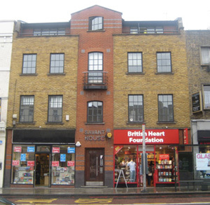 Office space in Savant House, 63-65 Camden High Street