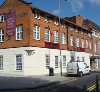 Serviced Office Spaces, Brent Street, Hendon, London, NW4, Main