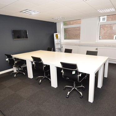 Office space in 1 City West Gelderd Road