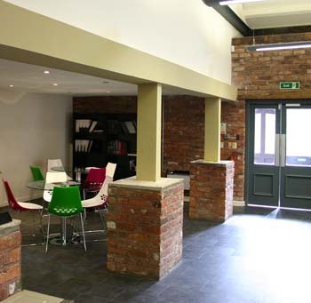 Office space in Clarence Mill Clarence Road