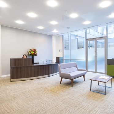 Office space in Meridian House Clarendon Road