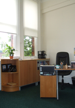 Office space in The Clocktower Bestwood Village