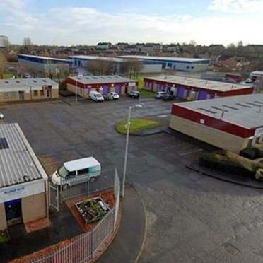 Office space in Dundyvan Industrial Estate Barrowfield Street