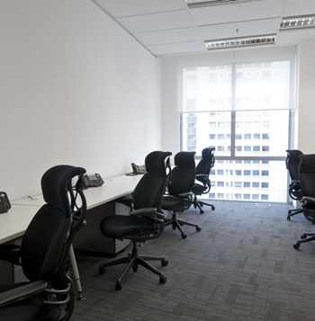 Office space in 27/F, Prudential Tower, 30 Cecil Street