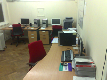 Office space in 154 Oxford Road