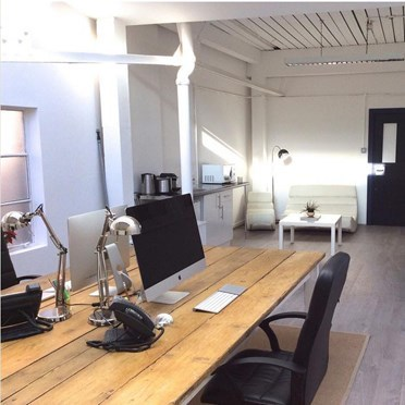 Office space in Buspace Studios, Unit 5 Conlan Street