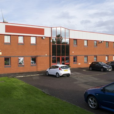 Compare Office Spaces, Paddock Road, Skelmersdale, Lancashire, WN8, Main