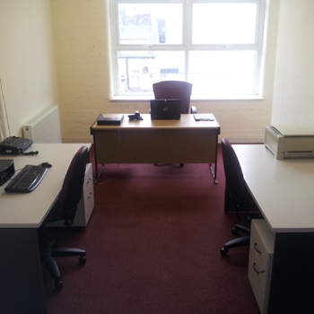 Office space in Tradeforce Building Cornwall Place